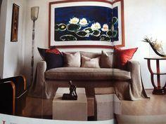 Living, housse per divano