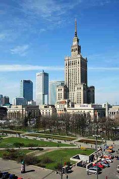 Warsaw-Capital of Poland