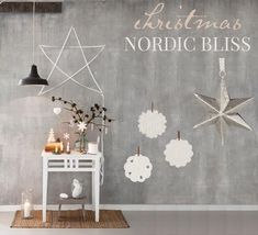 Nordic Christmas Decorations | Modern House Decorating Inspiration ...
