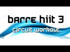 FREE HIIT WORKOUT No Equipment - Barre HIIT 3 - BARLATES BODY BLITZ - YouTube