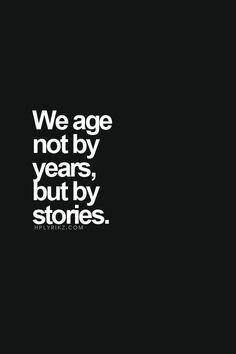 What's your story? #LookFeelLive
