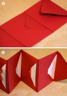 Книжки-конверты