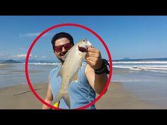 Vlog: Pesca de praia com a patroa ✱ Diversão e dicas de pesca fish