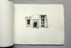 This is original book, made in drypoint technique.Idea of this artbook is regular life of regular people.