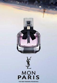 YSL Mon Paris Eau de Parfum, new 2016