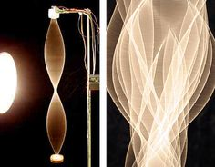 Physics behind a vibrating string. photo credit: Andrew Davidhazy, Rochester Institute of Technology