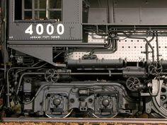 UP 4-8-8-4 Big Boy#4000(FAM)Gauge 1