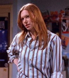 Laura Prepon Photo: Laura Prepon in That Show That 70s Show Memes, Donna That 70s Show, Laura Prepon, Red Hair Celebrities, Donna Pinciotti, Thats 70 Show, Jim Parsons, Nick Miller, Orange Is The New Black