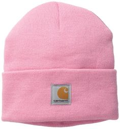 dd2574799614f Rosebloom Carhartt Kids Baby Acrylic Watch Hat Winter Knit Cap - Youth   fashion  clothing