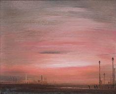 thorsteinulf:  Theodore Major - Industrial Pink Sky