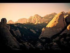 ¿Qué oculta la montaña de Montserrat?