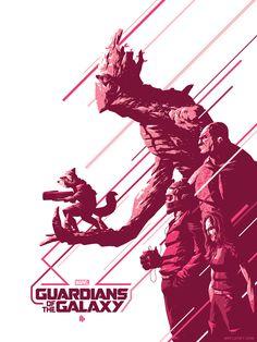 Guardians of the Galaxy by Florey #gotg #guardiansofthegalaxy