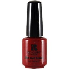 Nail Gelp Polish || Red LED Gel Collection- Red Carpet Reddy (red)