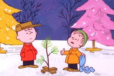 A Charlie Brown Christmas - GoodHousekeeping.com