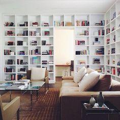 Image via We Heart It https://weheartit.com/entry/156213270 #books #home #interior #shelves