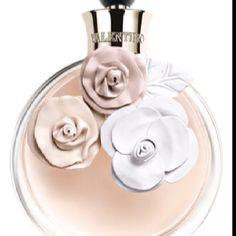 Valentino 'Valentina' Eau de Parfum available at Nordstrom. Now a staple on the perfume tray. Love, Love, Love it! Valentino Parfum, Parfum Chic, Valentino Valentina, Beautiful Perfume, Best Perfume, Perfume Collection, Vintage Perfume Bottles, Fragrance Parfum, Perfume Scents