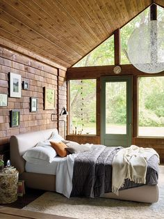 dreamy cottage bedroom