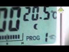 Πως τοποθετώ ασύρματο θερμοστάτη ; - YouTube