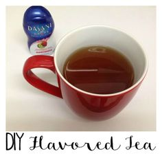 DIY Flavored Tea with DASANI DROPS With both kids in school at the same time this year, I am taking some time for me! While you may think that includes spa treatments, shopping alone, lunch with fr...