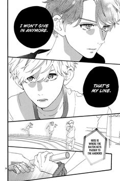 THESE TWO FIGHTING OVER SUZUME-CHAN OMGG LOVE TRIANGLEEEE<3  Hirunaka no Ryuusei 69 Page 26