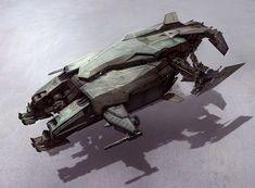 concept ships: MONTHLY HEADER #79: KEMP REMILLARD