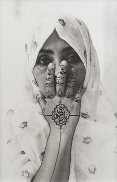 """Birthmark"" by Shirin Neshat- this is beautiful..."