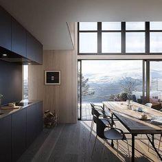 Render by @tomorrow_archviz  ・・・  Hills 365 by Bleck  Skiing paradise in the Swedish winter landscape    #visualart #design #digitalart #sweden #skiing #inspiration #interiordesign  #interior #architecture #cgi #render #archviz #3dsmax #vray #instarender #rendering #render_contest #design #instagood #designer #archdaily #architecturelovers #picoftheday #archdaily #design #inspiration #render_contest #instagood #autodesk