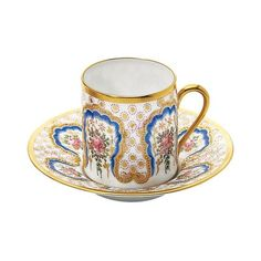 Tasse et soucoupe café - Raynaud - ref: TSARVARIP281