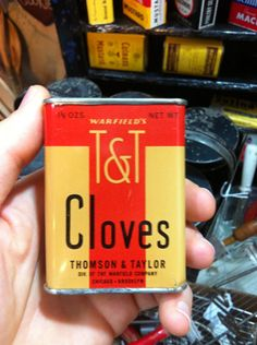 #packaging #vintage #typography