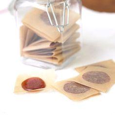 Treat yo' self AND heal yo' self with homemade cough drops!