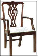 Furniture Chippendale: Chair