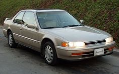 1993 Honda Accord SE coupe 02 - Honda Accord - Wikipedia