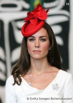 chapéus de Kate Middleton
