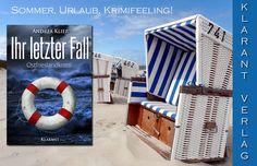 """#Urlaubstipp """"Ihr letzter Fall"""" von ANDREA KLIER 📚Endlich-mal-richtig-Lesen!📚 EBook http://amzn.to/2oqV7QH TB http://amzn.to/2oTrmw0  #Ostfrieslandkrimi"""