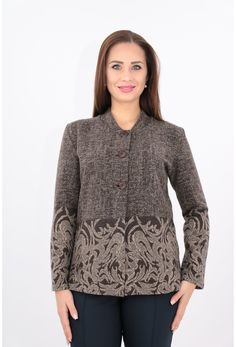 Cardigan dama trendy Blouse, Long Sleeve, Sleeves, Tops, Women, Fashion, Tricot, Moda, Women's