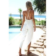 White Jumpsuit – Boho Buys