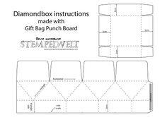 Stampin' Up! Diamondbox Instructions