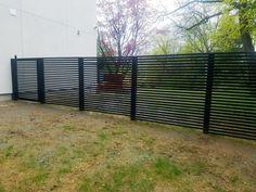 Custom Semi-Privacy Cedar Fencing