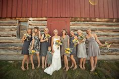 Colorado Rustic Wedding At Blue Valley Ranch - Rustic Wedding Chic