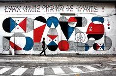 Streetart, photo by Ricardo Roquer