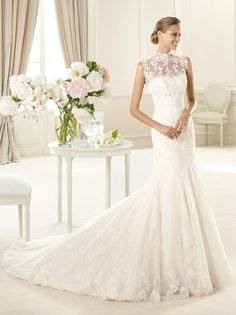 Beatitude Bridal Salon - Pronovias style Urdiel
