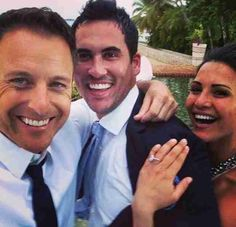 Get breaking celeb and entertainment news, photos, and videos about all your favorite Hollywood stars from Wetpaint. Josh Murray, Andi Dorfman, Chris Harrison, Happy Endings, Hollywood Stars, Pop Culture, Tv Shows, Romance, Celebs
