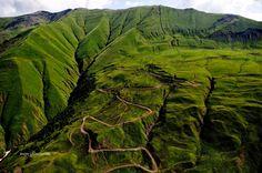 Tusheti Roads