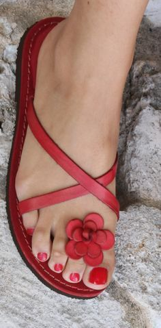 45e81b2d937 Sandals - www.sandalishop.it Red Sandals
