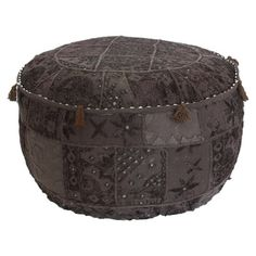Jadis Pouf in Brown
