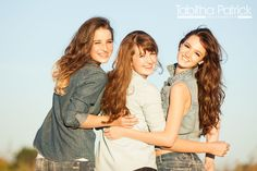 the jarman girls {sisters photoshoot}