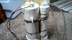 DIY Videos : How to build your own simple HHO Generator that can run your Car or Truck on Water !
