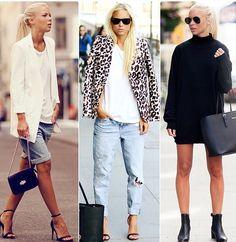 LOVE Victoria Tornegren's style!
