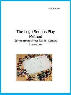 Lego Serious Play & Business Model Canvas