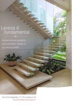 escada com patamar em baixo - Pesquisa Google